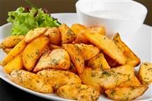 البطاطا المشويّة