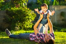 حماية الطفل من المشاكل النفسية