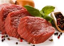 اللحم البقري منزوع الدهن