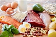 الأطعمة الغنيّة بالبروتين