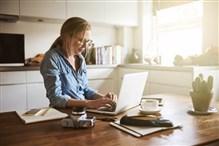 فوائد نفسية للعمل في المنزل