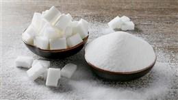 الأغذية منزوعة السكر