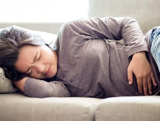 تضخّم بالغدة اللمفاوية في البطن
