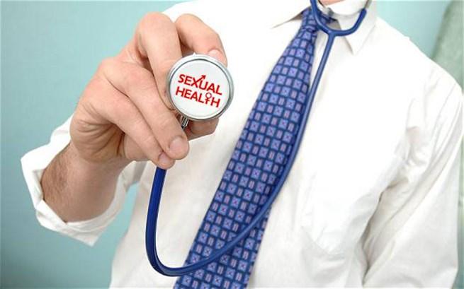 تحسين الصحة الجنسية
