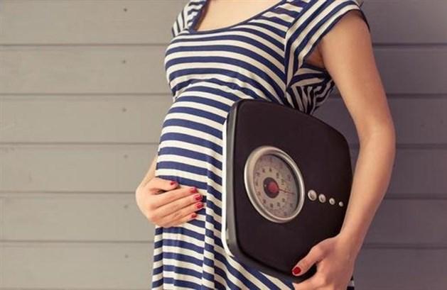 الوقاية من السّمنة خلال وبعد الحمل