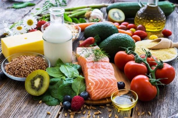 التركيز على الأطعمة الصحّية