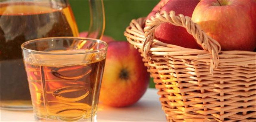 عصير التفاح