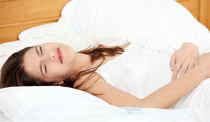 الدورة الشهريّة خلال الحمل