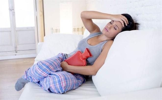 تقليل ألم الدورة الشهريّة