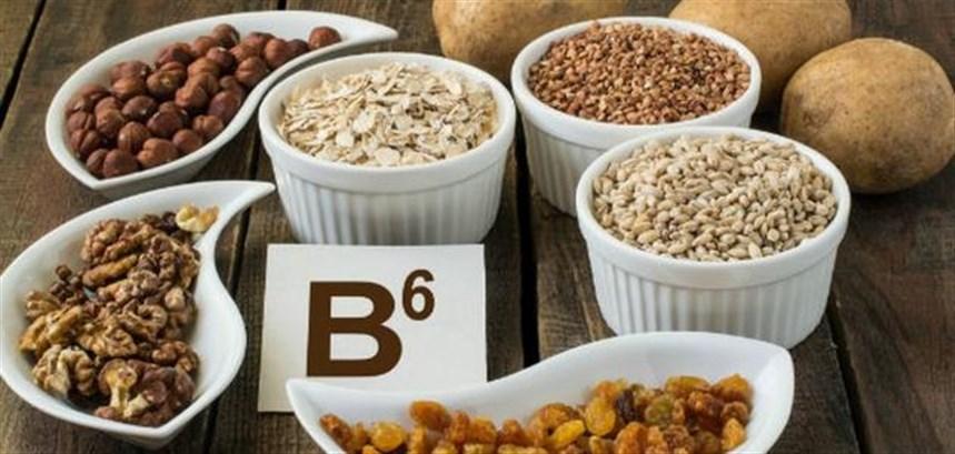 فيتامين B6