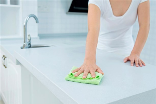 منتجات التنظيف الكيميائية