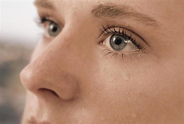 انخفاض حساسية القرنية
