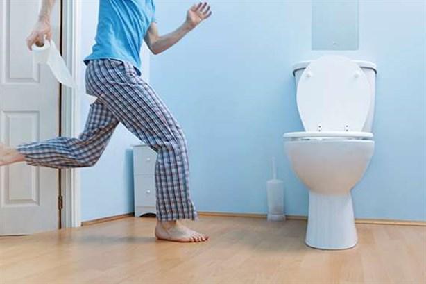 الذهاب إلى المرحاض