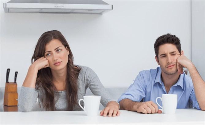 التوتر في العلاقة الزوجيّة