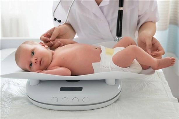انخفاض وزن المولود