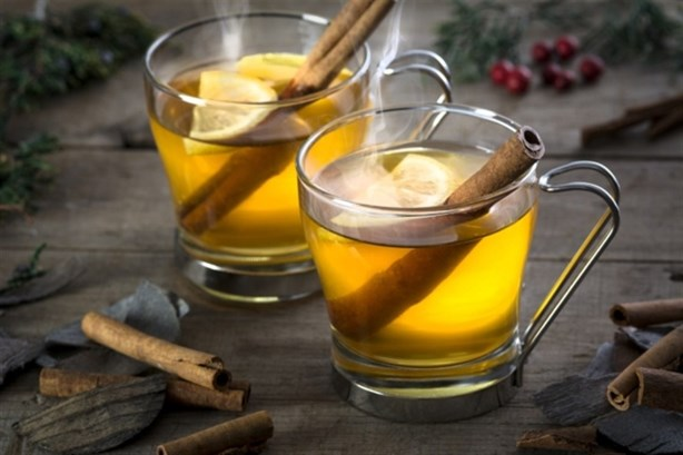 مشروبات تنحيف للشتاء