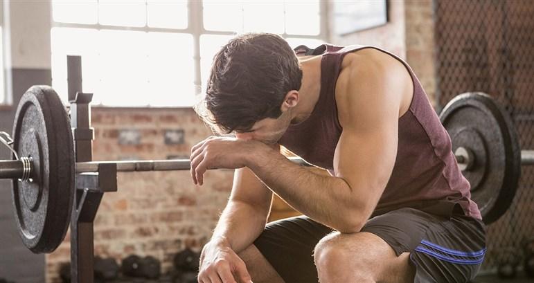 انخفاض كتلة العضلات