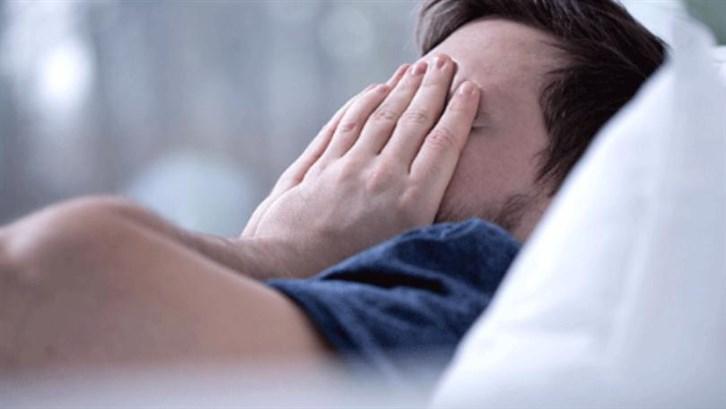 الأعراض عند الرجال