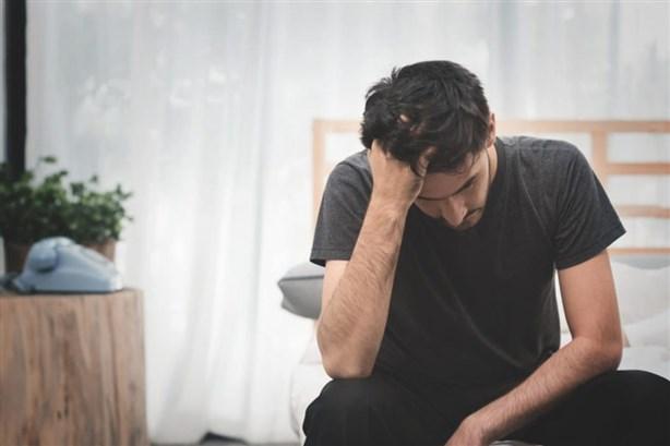 المعاناة من حالة عصبيّة
