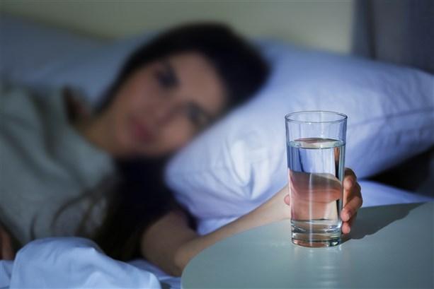 قبل الخلود إلى النوم