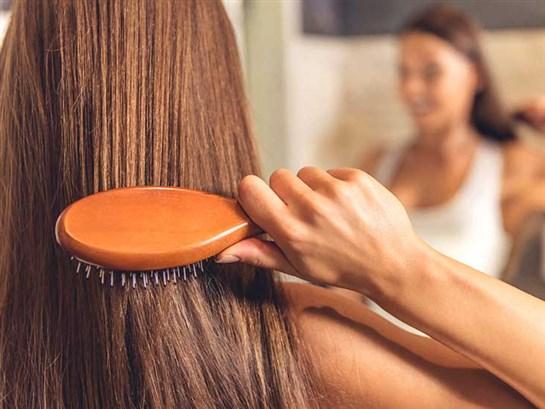 تخفيف نفشة الشعر