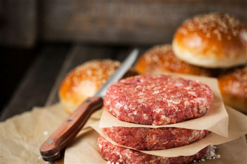 اللحوم المجفّفة