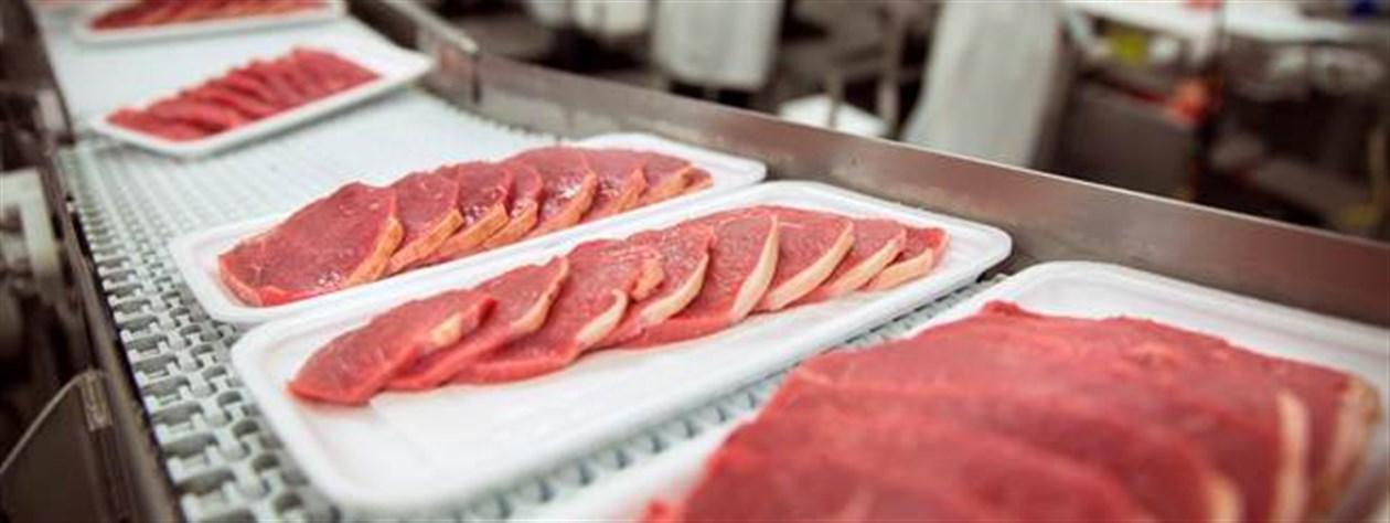 اللحوم منزوعة الدهن
