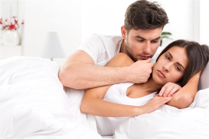 علامات الضعف الجنسي عند المرأة