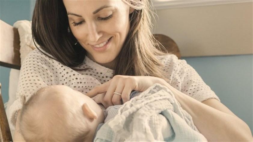 مشاكل شائعة اثناء الرضاعة الطبيعية