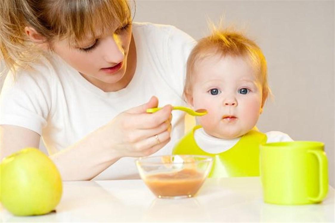طريقة الفطام التدريجي للطفل