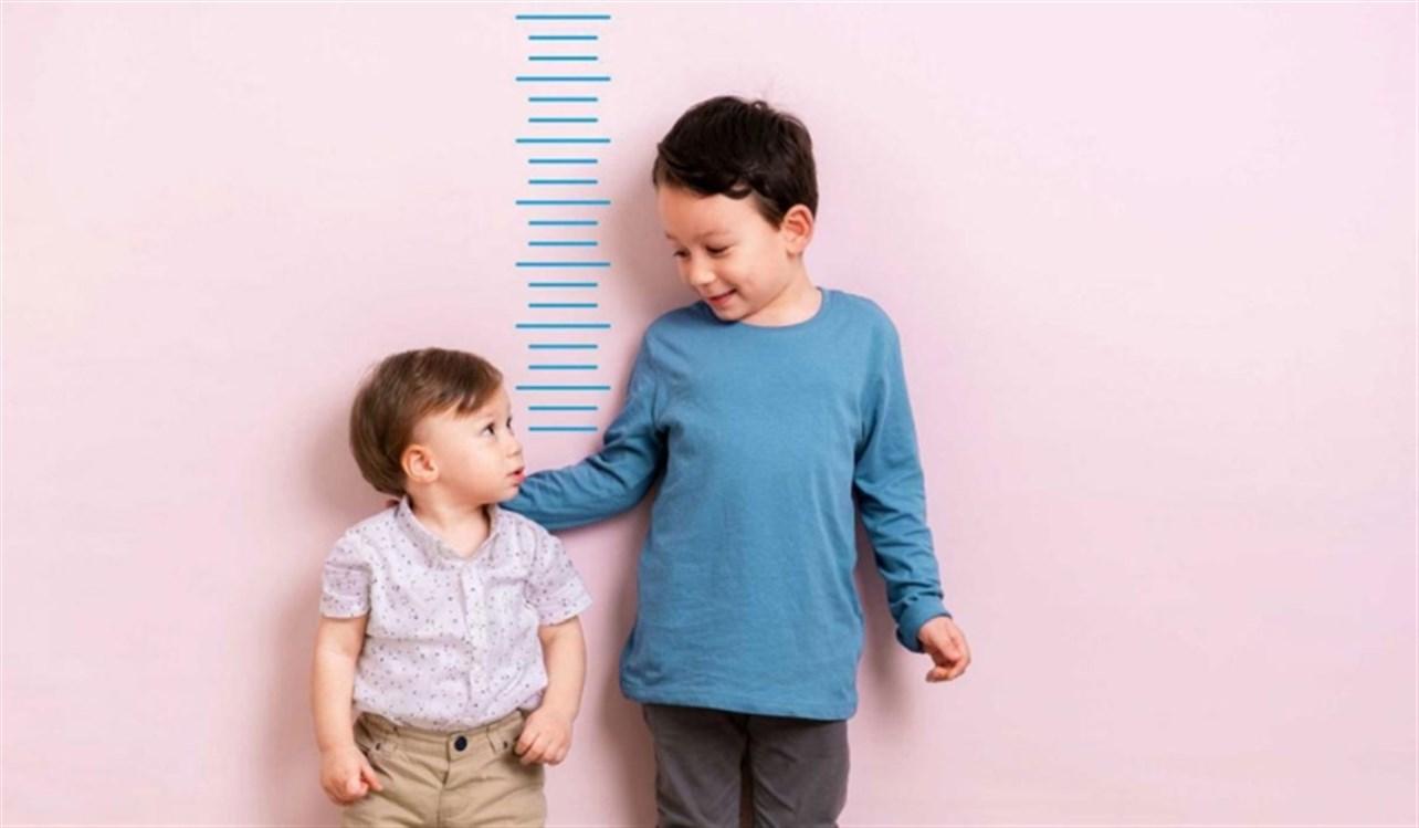 فيتامينات لزيادة الطول عند الاطفال