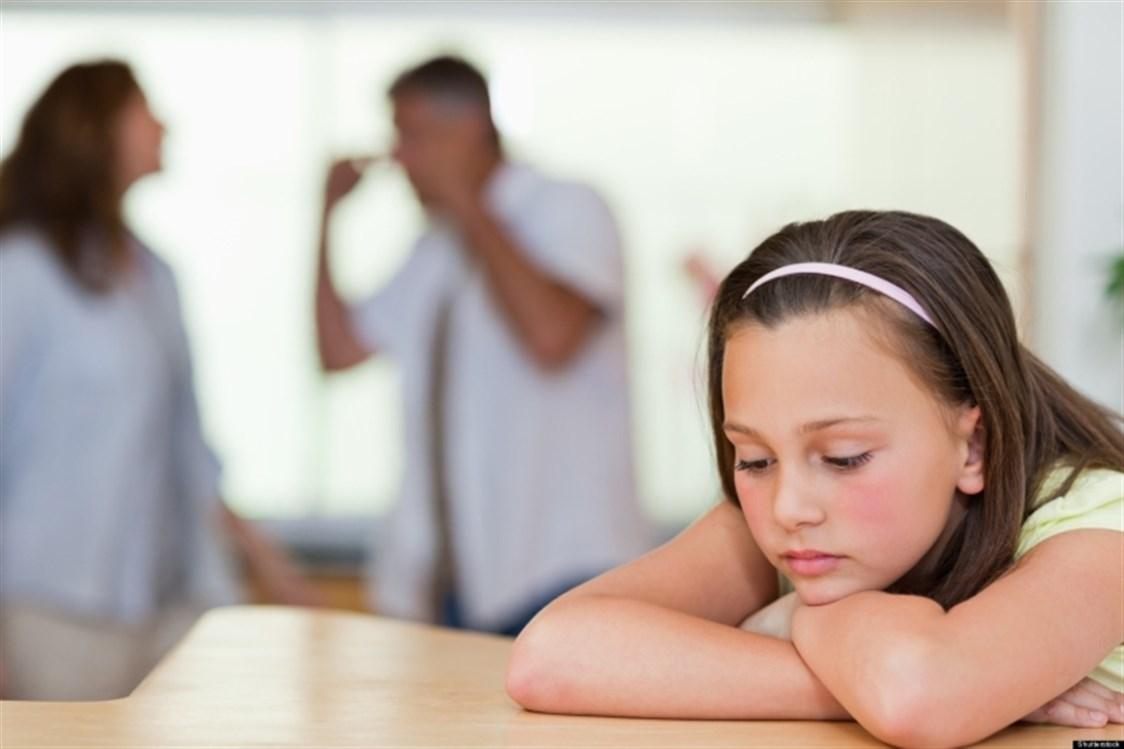 كيفية تهيئة الطفل لقرار طلاق الوالدين