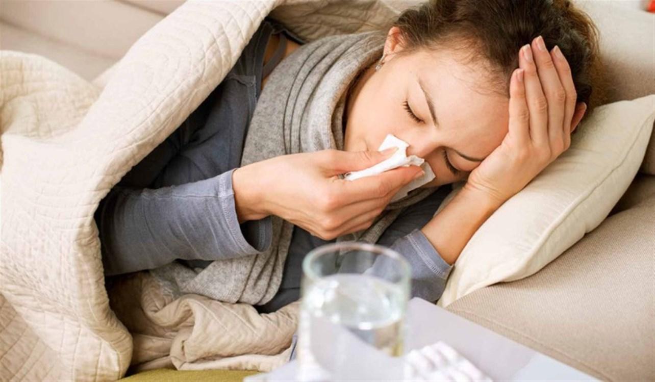 علاج خاطئ لنزلات البرد