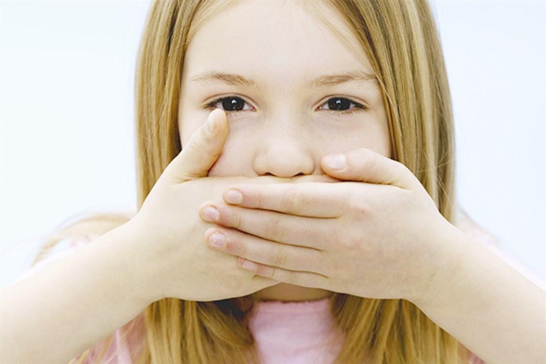 الصمت الاختياري عند الاطفال