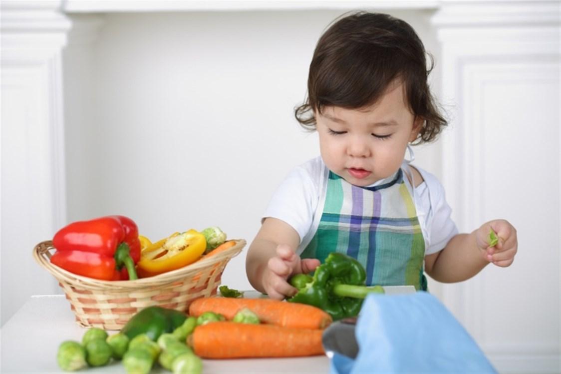 التغذية العلاجية للطفل المتوحد