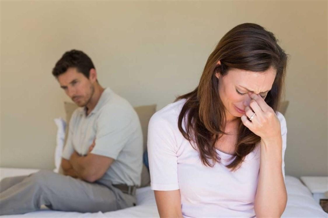 النفور من الزوج