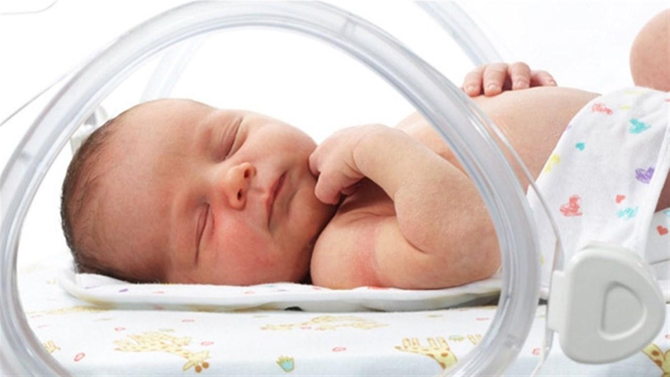 حالة الجنين بعد الولادة