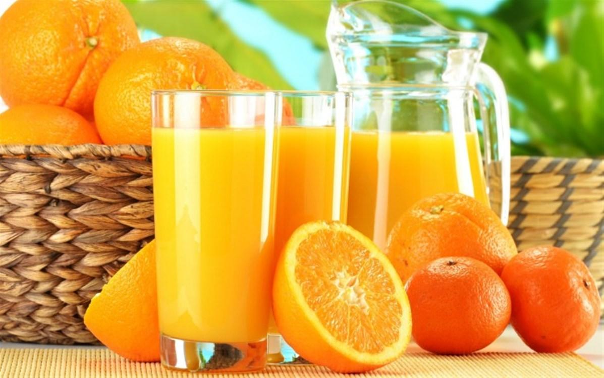 البرتقال يحتوي على فيتامين