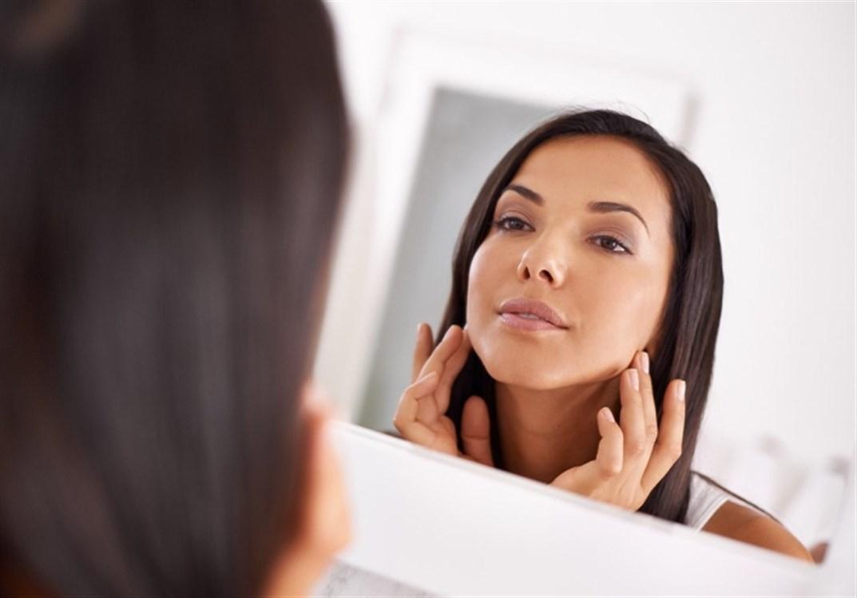 ازالة البقع البنية من الوجه