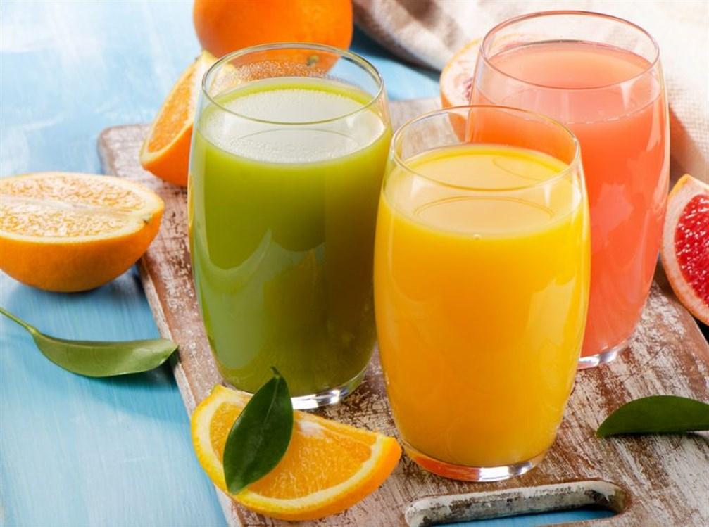 عصير يحتوي على جميع الفيتامينات