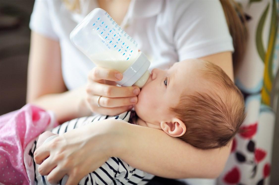 Sohati طفلي يرفض الرضاعة الصناعية